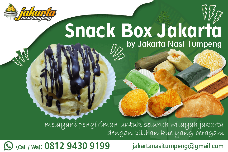 Snack Box Jakarta Selatan
