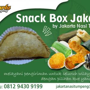Pesan Snack Box Untuk Meeting