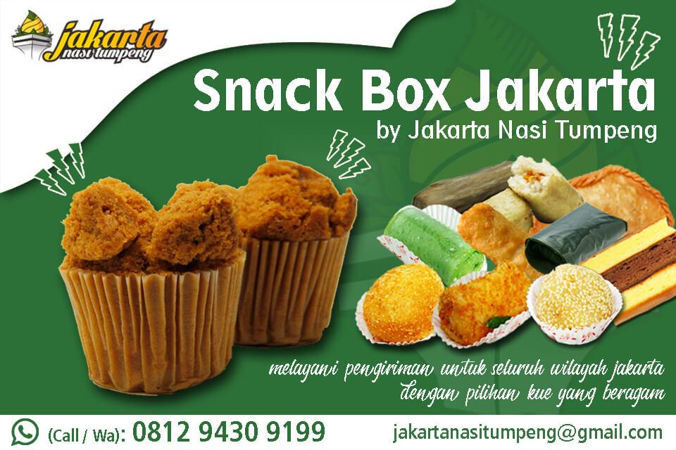 Pesan Snack Box Untuk Rapat