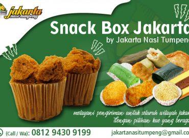 Pesan Snack Box di Kuningan Jakarta Selatan