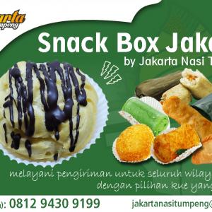 Pesan Snack Box di Jakarta Gratis Ongkir